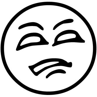 Vectores de Emoticones 20