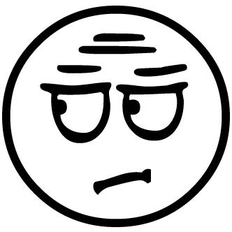 Vector de Emoticones 20