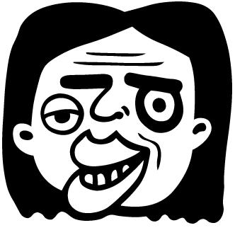 Vector de Emoticones 21