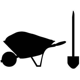 Vector de Carretilla