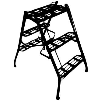 Vector de Escalera