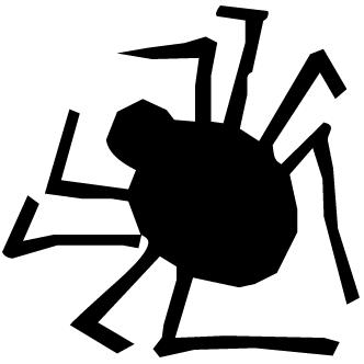 Vector de Aranas