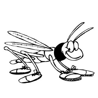 Vector de Mosquito