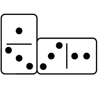 Vectores de Domino
