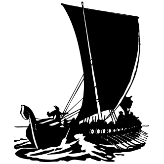 Vector de Barcos Antiguos