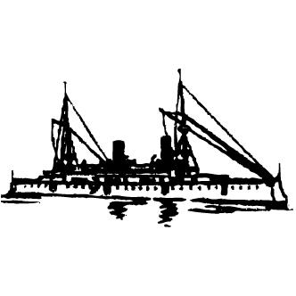 Vector de Buque