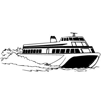 Vector de Catamaran