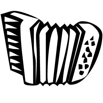Vector de Acordion