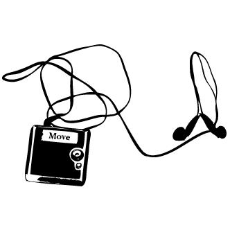 Vector de Audifonos