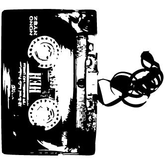 Vector de Cassettes