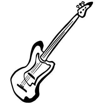 Vector de Guitarra Acustica