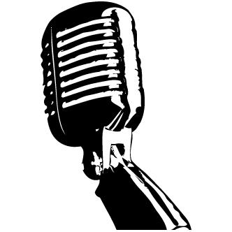 Vectores de Microfono