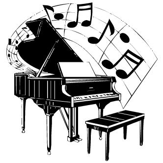 Vector de Piano