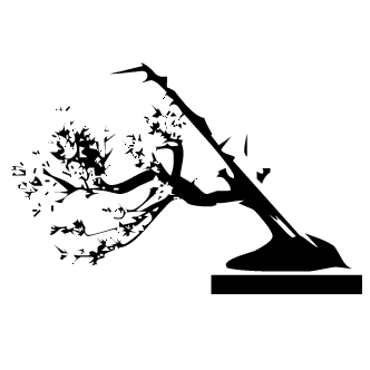 Vector de Bonsai