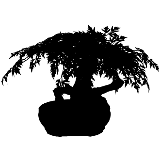 Vector de Bonsai