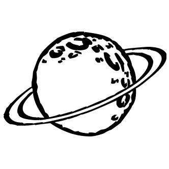 Vector de Saturno
