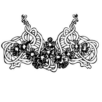 Vectores de Arreglos Florales