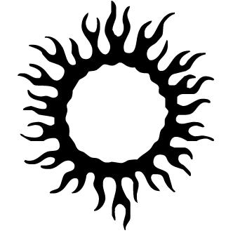 Vector de Sol
