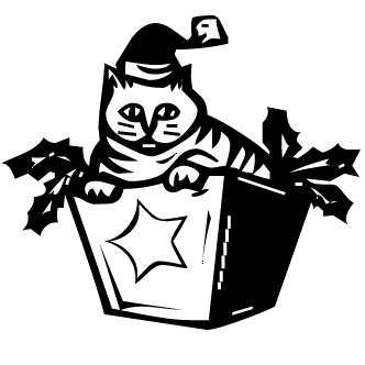 Vector de Gorro De Navidad