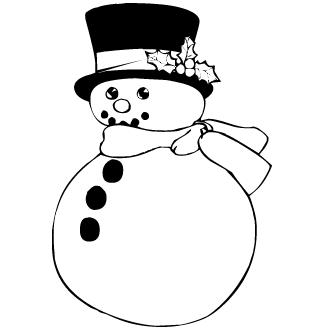 Vectores De Mono De Nieve Todo Vector
