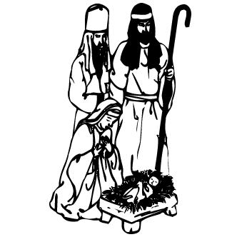 Vectores de Reyes Magos