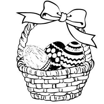 Vectores de Canastas Con Huevos