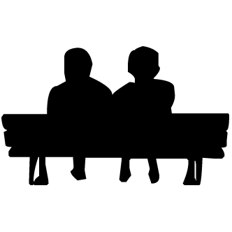 Vector de Sentados