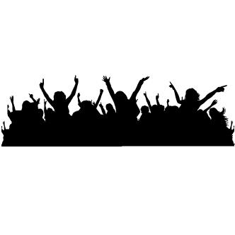 Vectores de Personas Bailando Grupo