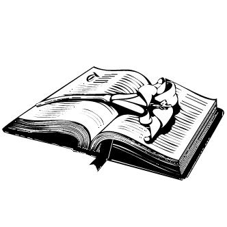 Vectores de Biblia