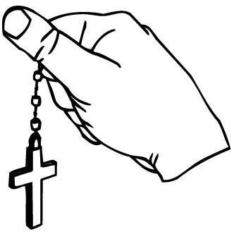 Vectores de Crucifijos