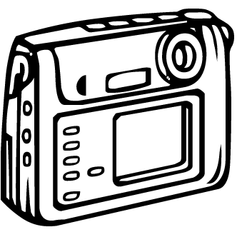 Vector de Camara De Video