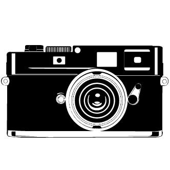 Vector de Camara Fotografica