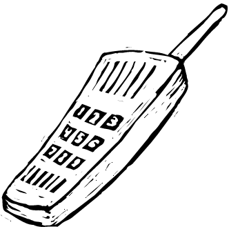 Vector de Celular