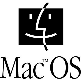 Vector de Logo Mac