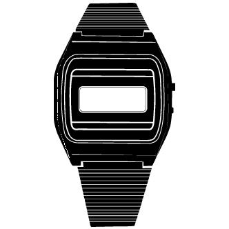 Vector de Reloj