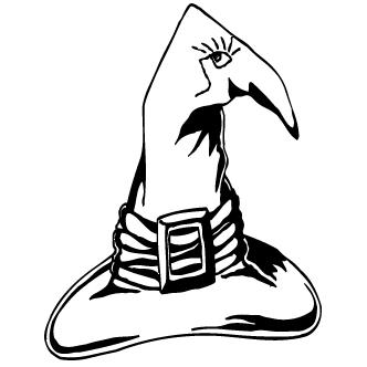 Vector de Sombrero