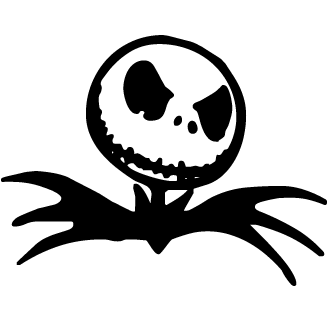 Vectores de Jack Skellington