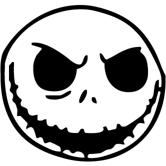 Jack Skellington Coloring Sheets How To Draw Chibi Step By